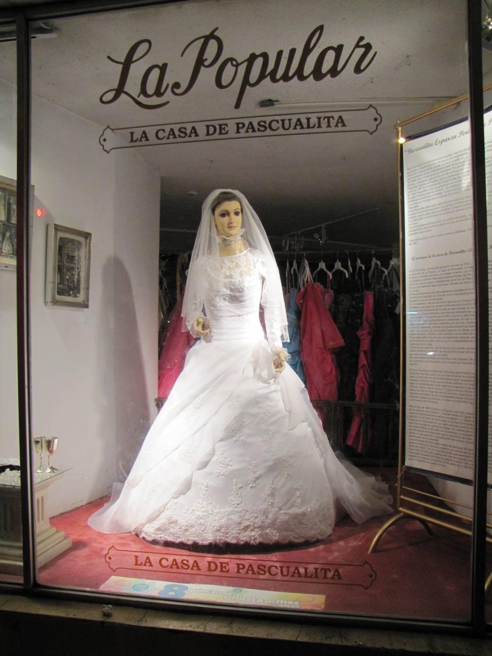 Como hacer un vestido de novia cadaver casero