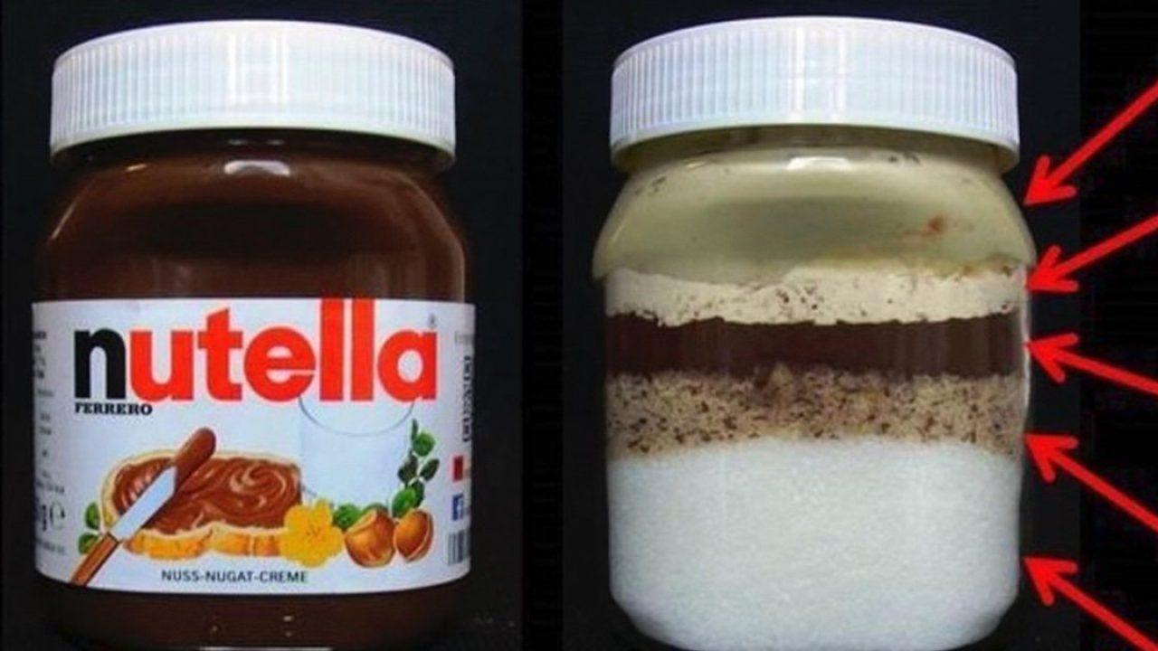 Te Sorprenderá Saber De Qué Está Hecha Realmente La Nutella
