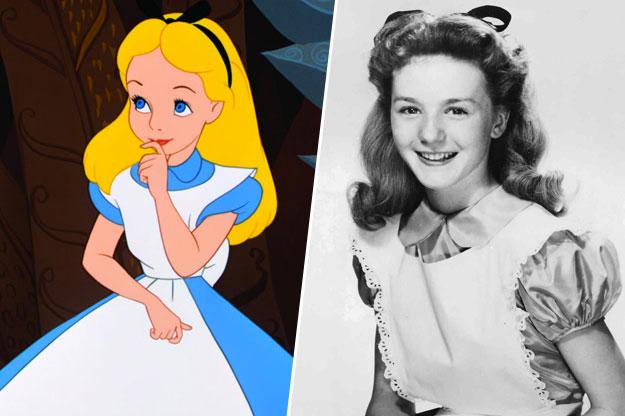 25 personajes de dibujos animados inspirados en personas reales