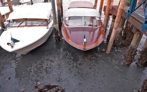 Seguro que has visto Venecia inundada ¿Pero la conoces sin agua? Venecia_3