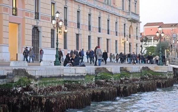 Seguro que has visto Venecia inundada ¿Pero la conoces sin agua? Venecia_4