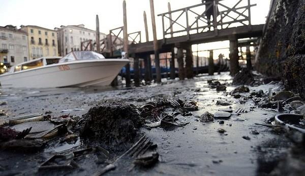 Seguro que has visto Venecia inundada ¿Pero la conoces sin agua? Venecia_6