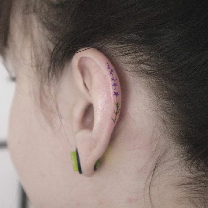 340420dbac40 Tatuajes en las orejas