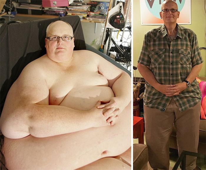 como bajar de peso rapido hombres gordos