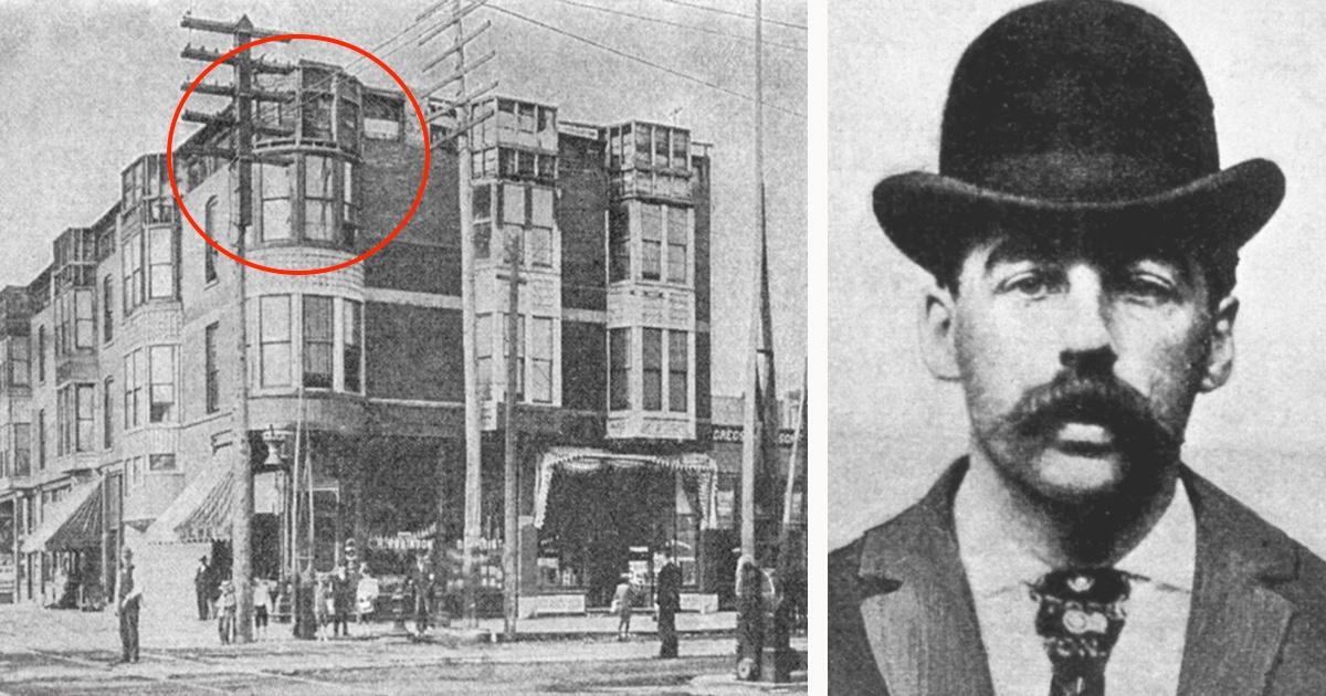 Henry Howard Holmes El Misterioso Asesino En Serie Y El Hotel De Los Horrores De Todo Un Poco