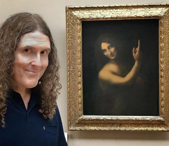 20 personas que encontraron a su doble en un museo