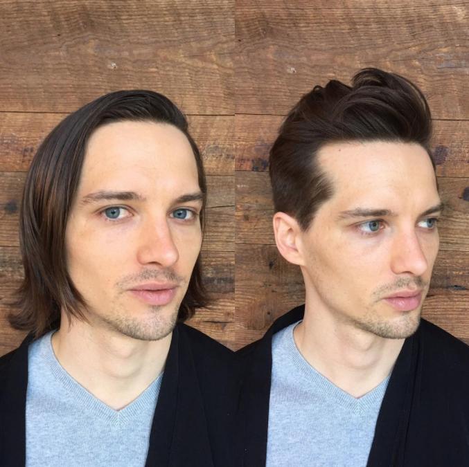 corte de pelo para chico