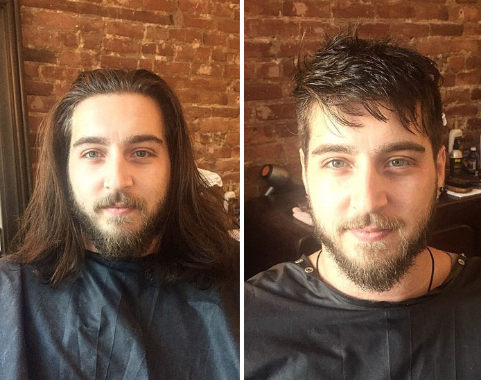 cambio corte de pelo