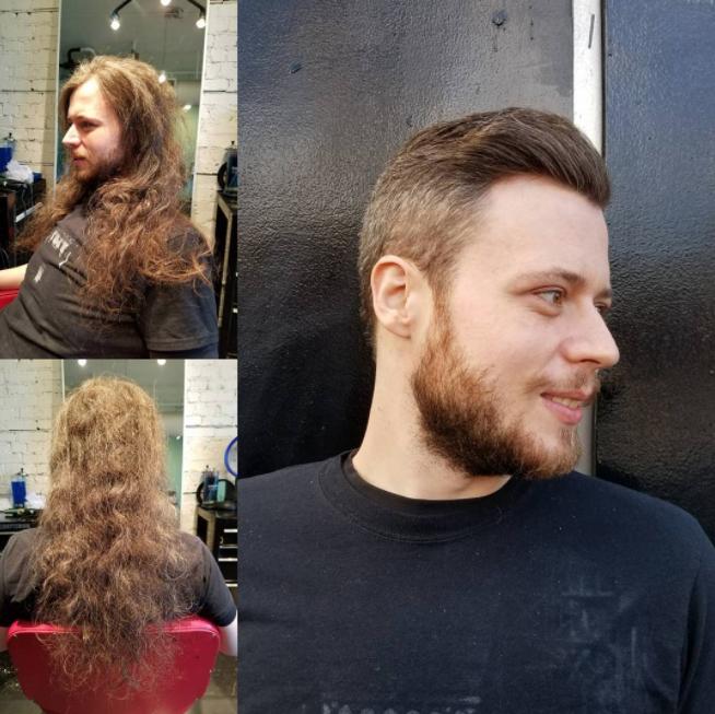 chico pelo largo
