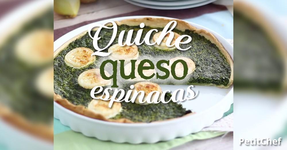 quiche-espinacas