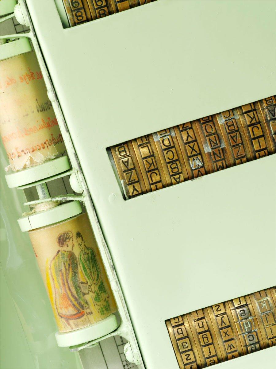 Enciclopedia mecánica -  Imagen cortesía de Yorokobu
