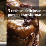 pan casero destacada 150x150 - 3 recetas estupendas en las que puedes transformar el pan casero