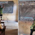 profesor word pizarra ghana dest 150x150 - Un profesor de Ghana demuestra que es posible enseñar utilizar 'Word' sin un ordenador
