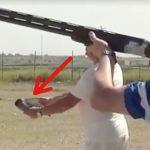 """tiro al pichon destacada 150x150 - Cuando veas en qué consiste el """"tiro al pichón al brazo"""", entenderás por qué tiene que desaparecer"""