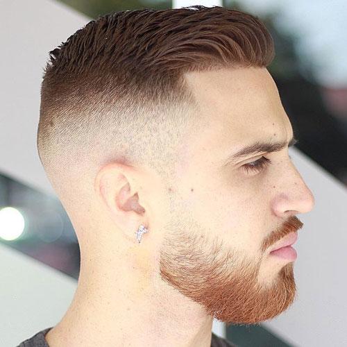 Cortes de cabello para hombres francesa clara