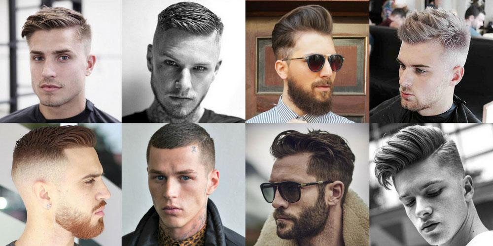 Los mejores 25 cortes de pelo para hombre de moda este 2018 7f253f702f9e