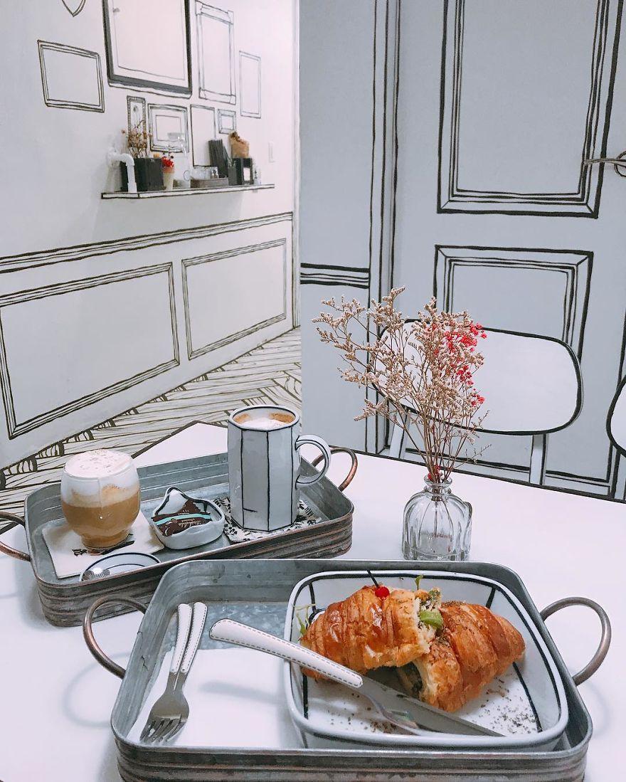 Cafés, merienda