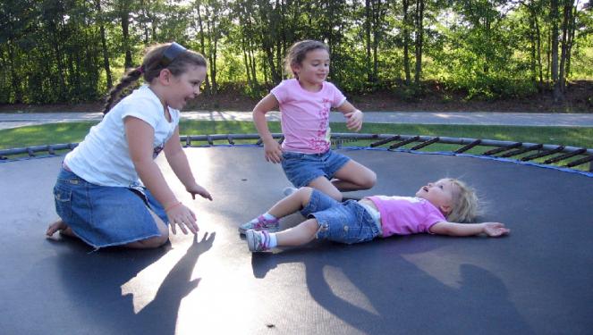 juegos de exterior para niños