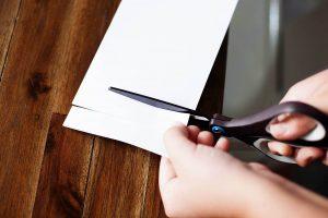 Truco de magia para niños: Caminar sobre un papel
