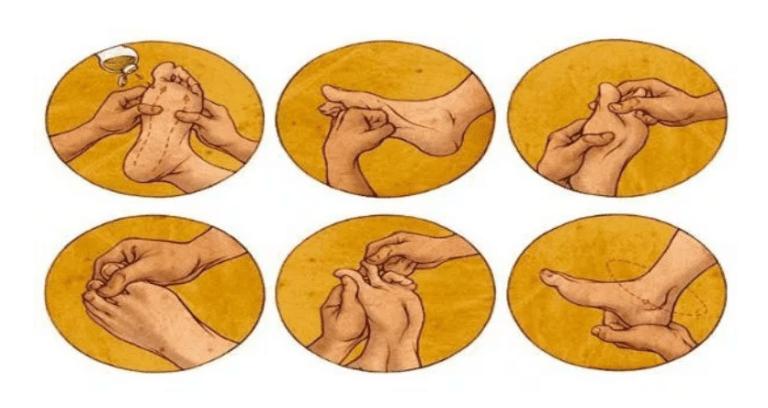 masajes pies