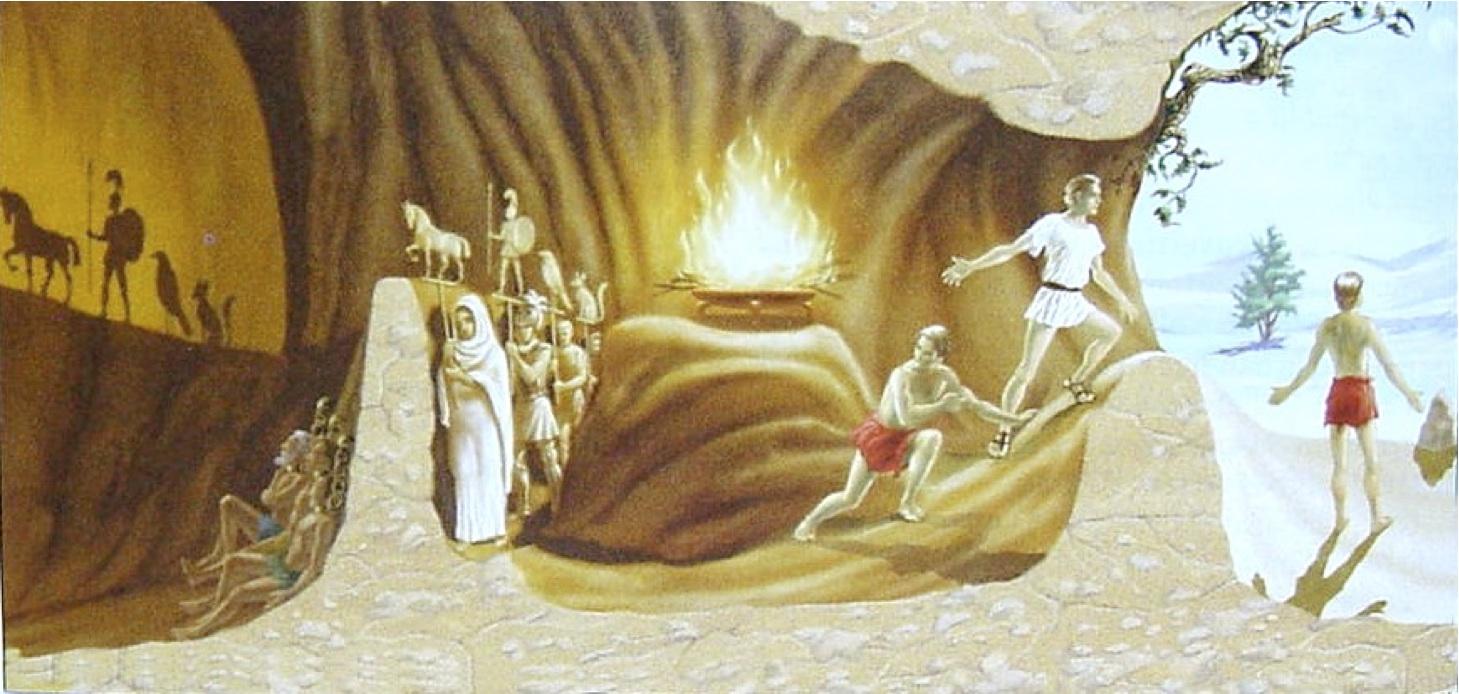 evadiendo la cueva