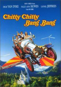 Películas para niños. Chitty Chitty Bang Bang