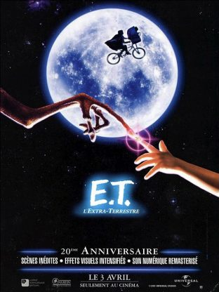 Películas para niños: ET