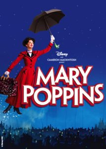 Películas para niños. Mary Poppins