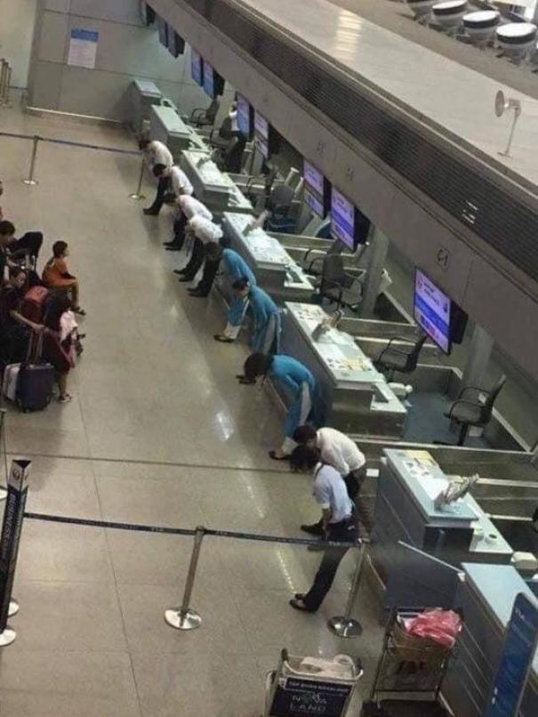 japoneses, aerolinea