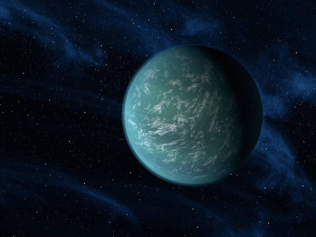 agua en los planetas