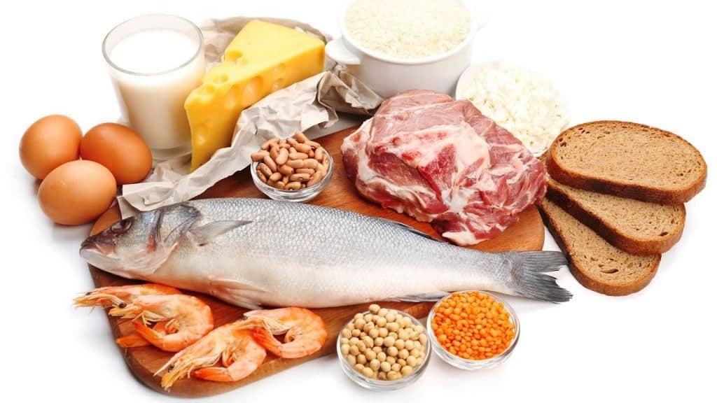 alimentos con vitamina B