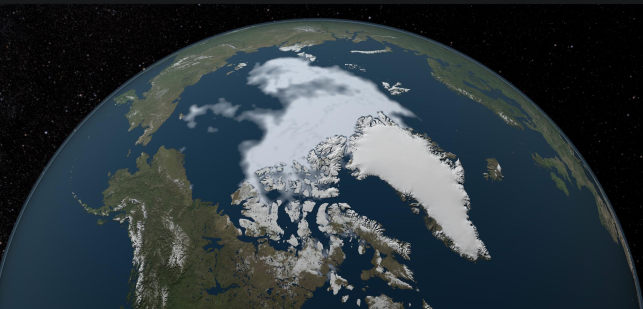 calentamiento global animado