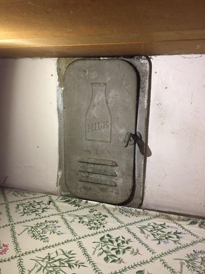 puerta de leche