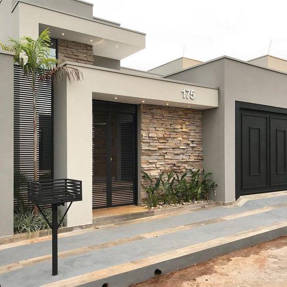13 fachadas de casas que inspiran la voz del muro for Fachadas de casas interiores