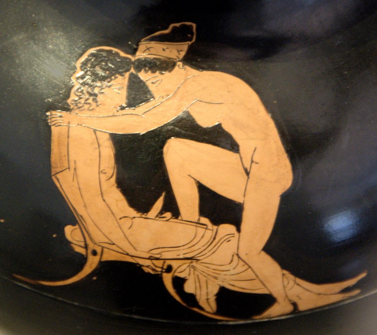 homosexualidad en la grecia antigua