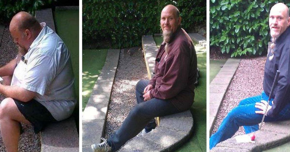 Perder peso antes y despues