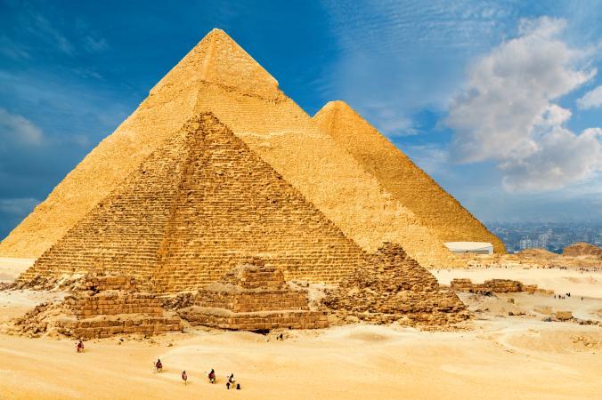 piramides de egipto misterios