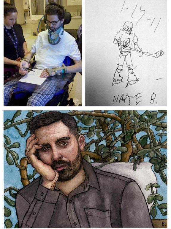 arte, antes y después