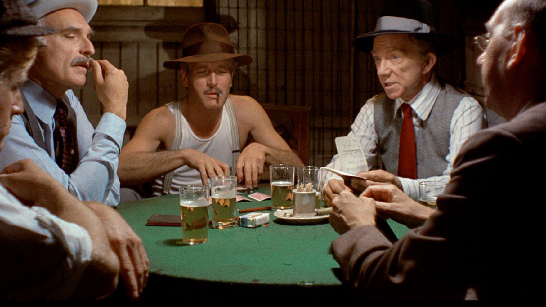 el golpe poker