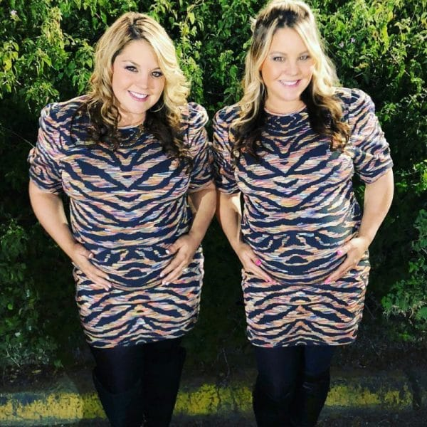 gemelas, idénticas, bebés