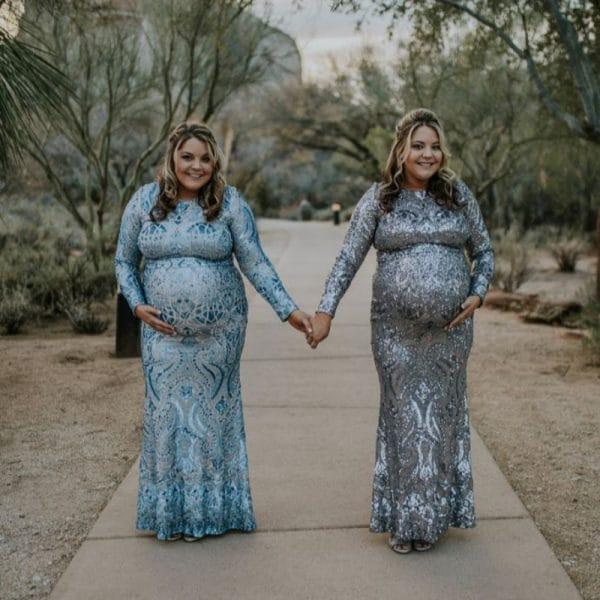 gemelas, embarazo