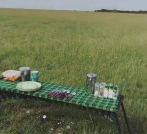 Desayuno Dulceida en África