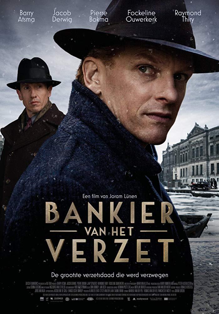 Mejores películas de Netflix. El banquero de la resistencia