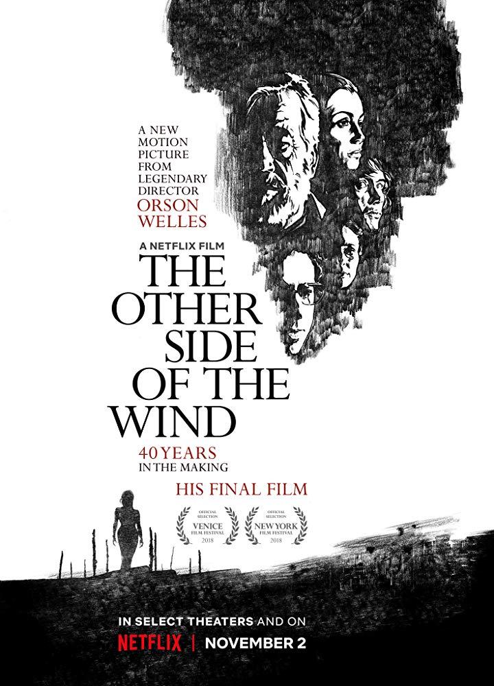 Mejores películas de Netflix. al otro lado del viento