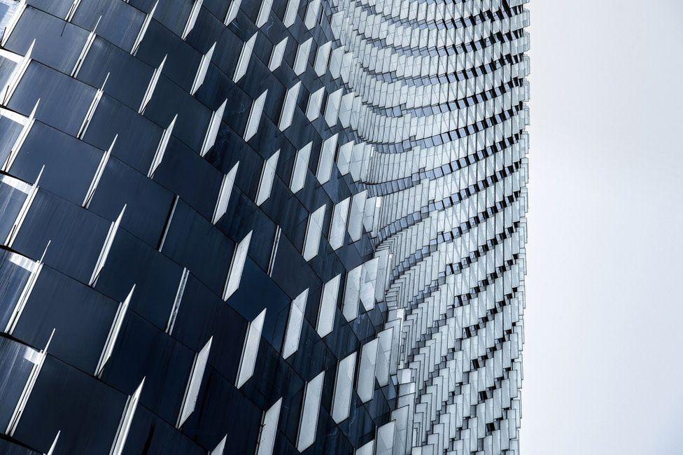 Concurso foto arquitectura. La Torre del Banco de China, en Ningbo (China)