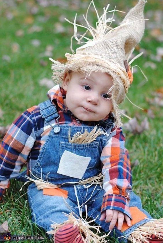 disfraz de halloween para bebé
