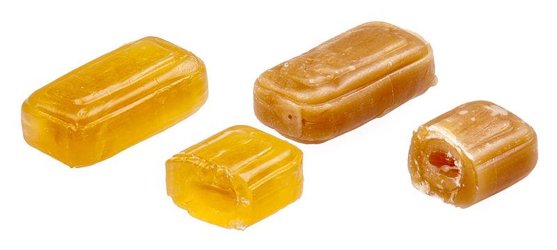 caramelos caseros para la tos