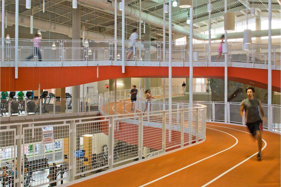 Concurso foto arquitectura. Universidad de Auburn (Alabama).