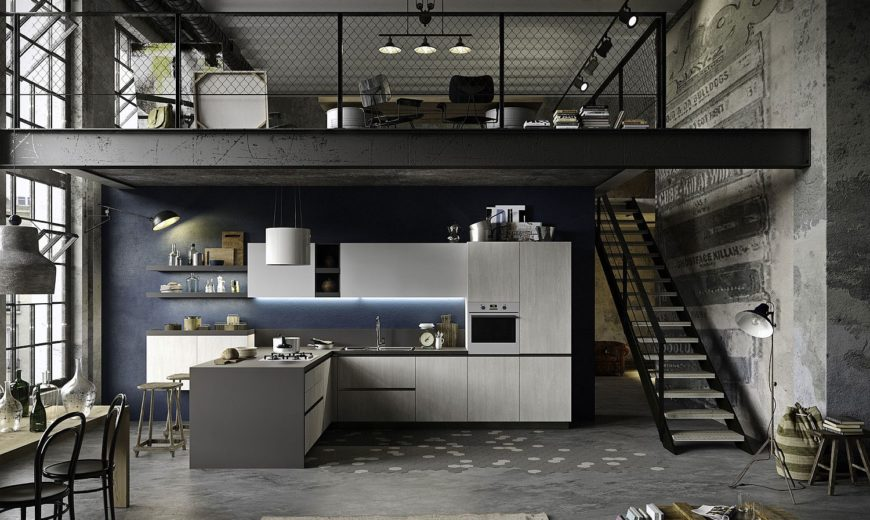 50 ideas para cocinas abiertas que no renuncian al estilo y ...