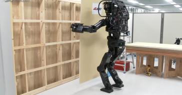 robots albañil